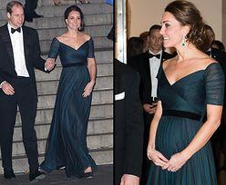 Księżna Kate pokazała brzuszek w Nowym Jorku! (ZDJĘCIA)