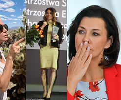 Szyc, Biedroń, Marczułajtis - gwiazdy wspierają Kingę Rusin w konflikcie z Zofią Klepacką