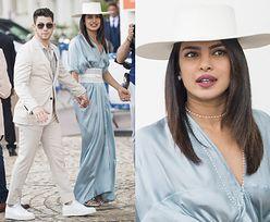Cannes 2019: Priyanka Chopra i Nick Jonas przechadzają się po kurorcie