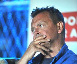 Jan Frycz czeka na operację kręgosłupa