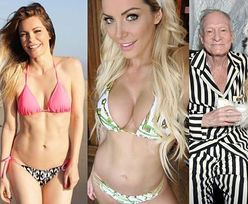 """30-letnia żona Hefnera usunęła implanty piersi! """"BÓL BYŁ OGROMNY"""" (FOTO)"""