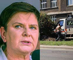 """Beata Szydło miała stłuczkę: """"Auto do kasacji"""". Zapłaci 450 złotych mandatu"""