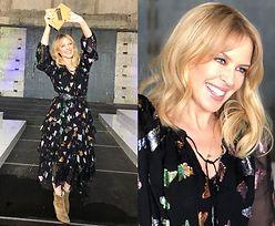 Kylie Minogue wystąpiła na Open'erze! Ekipa zrobiła jej niespodziankę
