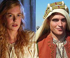 Robert Pattinson u boku Nicole Kidman jako… Lawrence z Arabii!