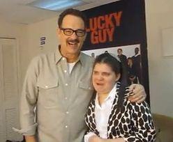 Tom Hanks spełnił marzenie chorej dziewczynki