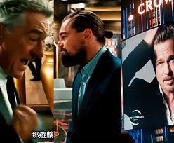 DiCaprio, De Niro i Scorsese w NAJDROŻSZEJ reklamie świata! Za 260 milionów!
