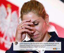 """Zofia Klepacka komentuje post Kampanii Przeciw Homofobii o Powstaniu Warszawskim: """"Nie ma zgody na Polskę Walczącą na tęczowym tle"""""""