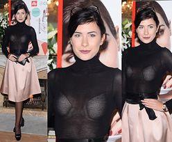 Była Miss Polski świeci stanikiem na imprezie... (ZDJĘCIA)