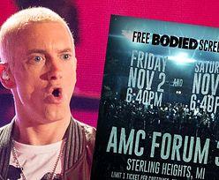 """Eminem WYNAJĄŁ KINO, żeby pokazać fanom za darmo swój najnowszy film: """"Bilety na mój koszt!"""""""
