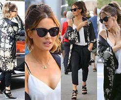 #TRENDY: Kate Beckinsale w orientalnej narzutce