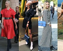 Jakie sukienki vintage noszą celebrytki?