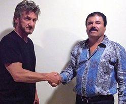 Sean Penn spotkał się z... poszukiwanym bossem narkotykowym, El Chapo!
