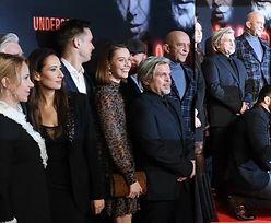"""Popławska, Chalidow, Chabior: gwiazdy """"Underdog"""" ustawiają się do wspólnego zdjęcia"""