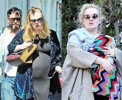 """Adele czuje się jak samotna matka"""