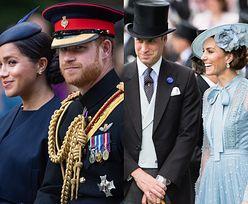 Ciąg dalszy podziałów w rodzinie królewskiej? Meghan i Harry odcięli się od fundacji księcia Williama