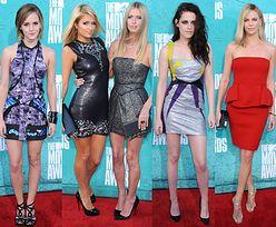 Gwiazdy na rozdaniu nagród MTV! (KTÓRA NAJLEPIEJ?)