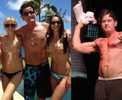 Charlie Sheen wydał na prostytutki 1,6 MILIONA DOLARÓW... w rok!