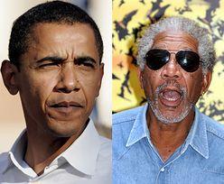 """Freeman: """"Ameryka NIE MA czarnego prezydenta!"""""""