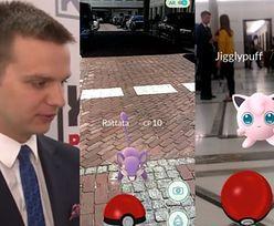 """Poseł Kukiza: """"Nakryłem kolegę z Nowoczesnej, który łapie Pokemony!"""""""