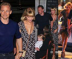 Taylor Swift i Tom Hiddleston idą na randkę. Z ochroną (ZDJĘCIA)
