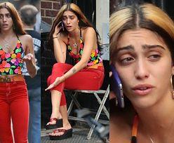 """""""Alternatywna"""" córka Madonny kłóci się przez telefon"""