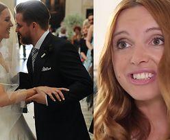 """Burzyńska o ślubie: """"Wzruszałam się przez trzy dni!"""""""