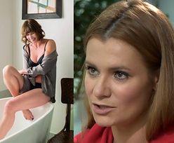 """Anna Oberc: """"Grażyna Wolszczak nie jest dla mnie mega konkurencją. Jest sporo starsza ode mnie"""""""