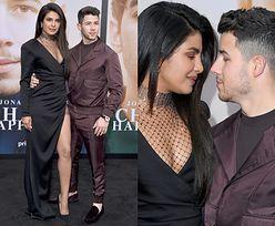 Priyanka Chopra wspiera męża na premierze dokumentu o Jonas Brothers
