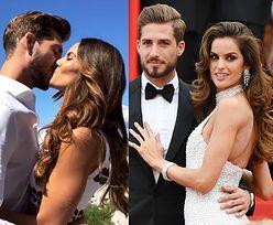"""""""Aniołek"""" Victoria's Secret zaręczył się z bramkarzem PSG: """"Brak mi słów, by opisać ten magiczny moment"""""""