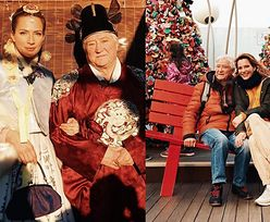 """Anna Dereszowska z tatą w """"Starsza pani musi fiknąć"""" wspomina śmierć mamy: """"Odeszła, kiedy miałam 9 lat"""""""