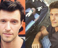 """Były mąż Anji Rubik pochwalił się zdjęciem syna! """"W oczekiwaniu na mamę"""""""