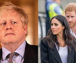 """Meghan Markle i Harry znów w ogniu krytyki. Tym razem z powodu ogłoszenia szczegółów fundacji: """"Czemu akurat teraz, kiedy Boris Johnson jest w szpitalu?"""""""