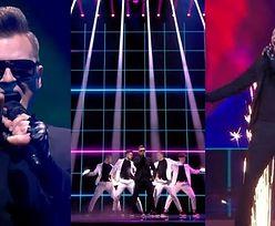 Eurowizja 2021. Tak wyglądał występ Rafała Brzozowskiego: głośne chórki i flirt z kamerami (ZDJĘCIA)