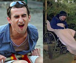 """""""To tylko kilka dni"""". Misiek Koterski pociesza chłopaka na wózku: """"MNIE CIĄGLE CISNĄ, ŻE JESTEM DEBILEM"""""""