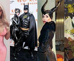 Halloween 2020. Przypominamy najlepsze kostiumy ostatnich lat! Rogata Małgorzata Rozenek, makabryczna Anna Lewandowska, intergalaktyczna Kim Kardashian i wiele innych! (ZDJĘCIA)