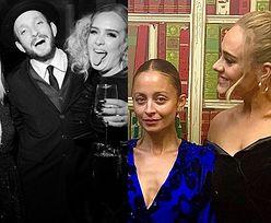 """""""Szczupła jak przecinek"""" Adele składa życzenia urodzinowe Nicole Richie (FOTO)"""