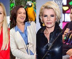 Tak kiedyś wyglądały znane dziennikarki: Monika Olejnik, Dorota Wellman, Anita Werner i inne gwiazdy telewizji (STARE ZDJĘCIA)