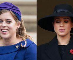 Księżniczka Beatrycze MŚCI SIĘ na Meghan Markle? Ogłosiła ciążę w rocznicę jej ślubu z Harrym...