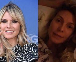 """Heidi Klum podejrzewa, że ma koronawirusa! """"Nie czuję się najlepiej. Zostałam w domu, żeby nikogo nie zarazić"""""""