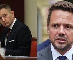 """Rafał Trzaskowski zwolnił Pawła Rabieja! """"Udał się na urlop BEZ MOJEJ WIEDZY I ZGODY"""""""