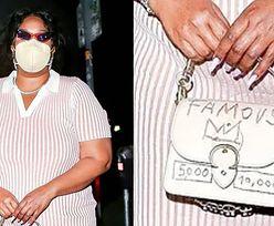 Lizzo w obcisłej sukience przemyka ulicami Los Angeles (ZDJĘCIA)