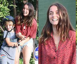 """32-letnia Ana de Armas bawi się z dziećmi Bena Afflecka. Odnalazła się w roli """"macochy""""? (ZDJĘCIA)"""