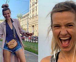"""Przebiegła Joanna Koroniewska uprzedza niemiłe komentarze na temat swego biustu. """"Masz jakąś fobię na tym punkcie?"""" (FOTO)"""