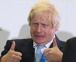 """Wracający do zdrowia Boris Johnson dziękuje lekarzom: """"URATOWALI MI ŻYCIE"""""""