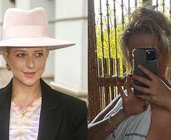 """Wyzwolona Jessica Mercedes chwali się NAGĄ, odchudzoną sylwetką: """"Bez nieopalonych miejsc"""" (FOTO)"""