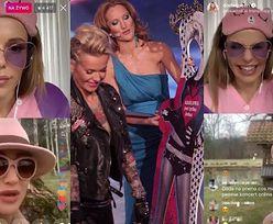 Przełomowy moment w historii polskiego show biznesu: Doda i Justyna Steczkowska gawędzą na Instagramie o koronawirusowej kwarantannie (WIDEO)