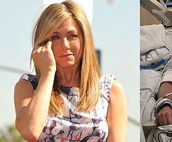 """Jennifer Aniston pokazała zdjęcie walczącego o życie kolegi: """"Tak wygląda COVID-19!"""""""
