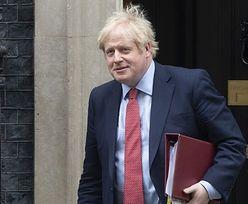 Boris Johnson wciąż przebywa na oddziale intensywnej terapii