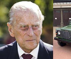 Książę Filip dokładnie zaplanował swój pogrzeb. Zaprojektował nawet Land Rovera, który będzie wieźć jego trumnę...