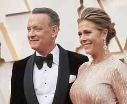 Tom Hanks i Rita Wilson chcą zaszczepić się przeciwko koronawirusowi. Postawili jeden WARUNEK